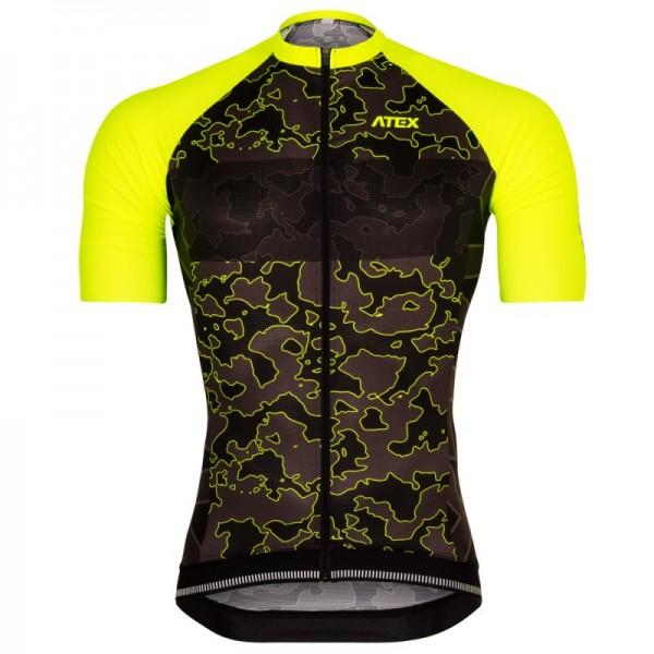 Cyklistický dres profi plus CAMO
