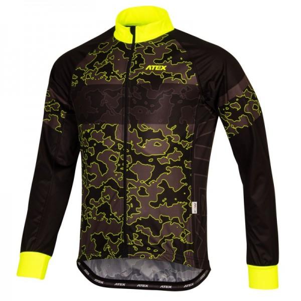Cyklistická bunda profi plus CAMO