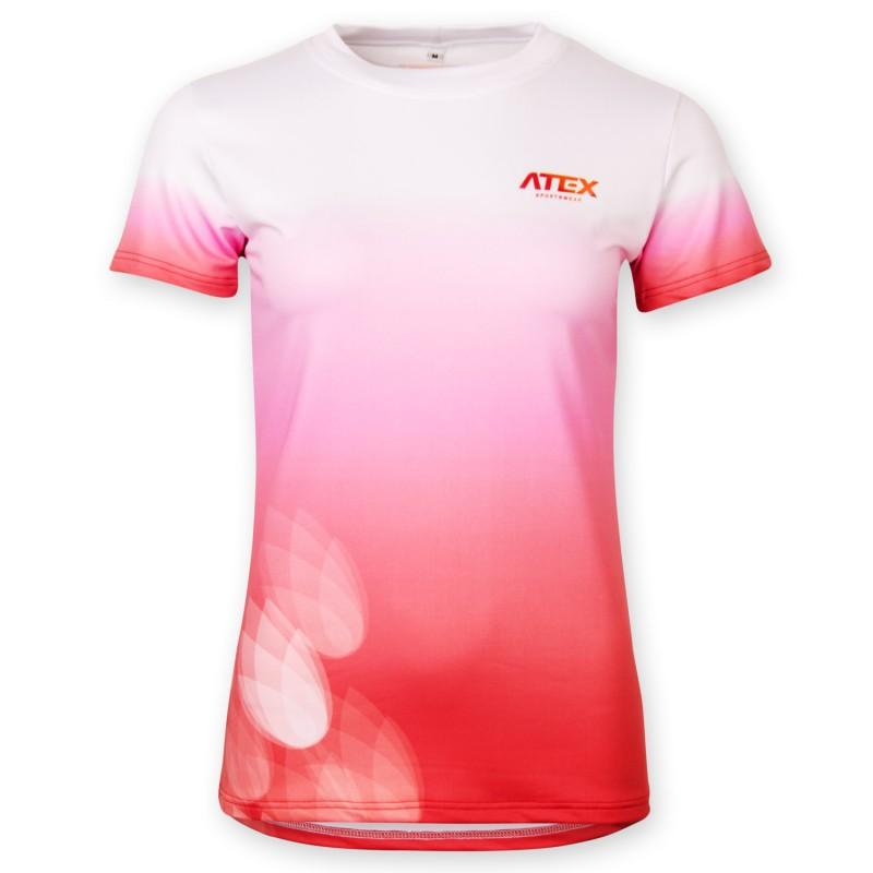 30778a556652 Dámske tričko TULIP červené