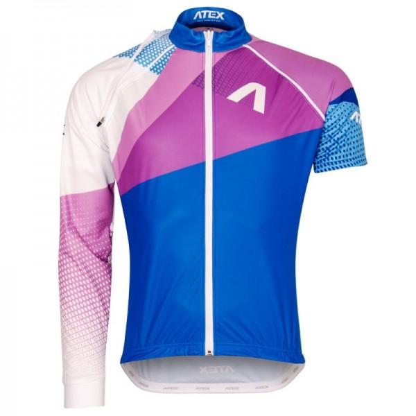 Cyklistický dres s odopínacími rukávmi REVOLT