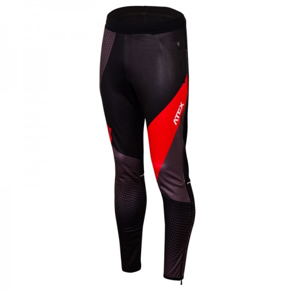Bežecké nohavice REVOLT RED