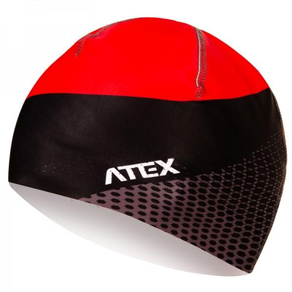 Športová jednovrstvová čiapka REVOLT RED