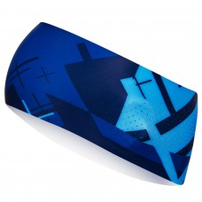 Bežecká čelenka CROSS BLUE 0ee740a1c4
