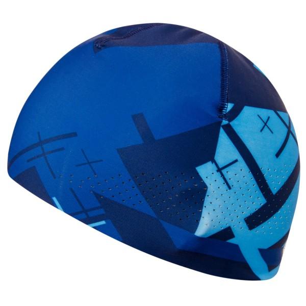 Jednovrstvová čiapka CROSS BLUE
