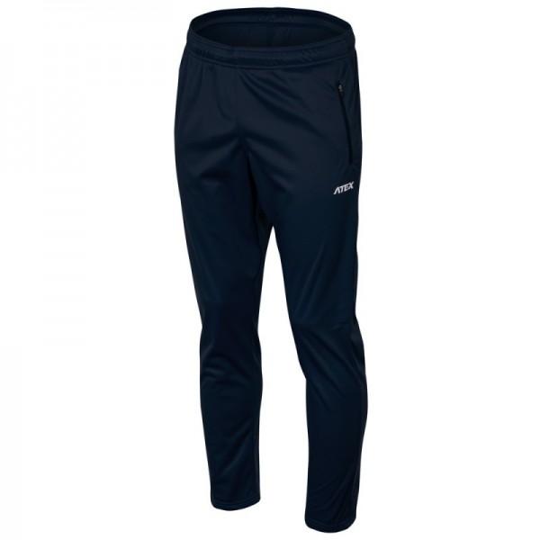 Teplákové nohavice SANTO tmavo modré