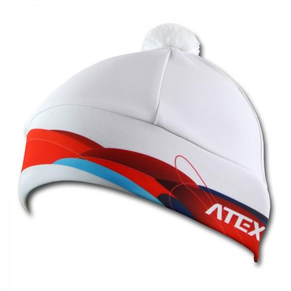 Dvojvrstvová čiapka BIATEX WHITE