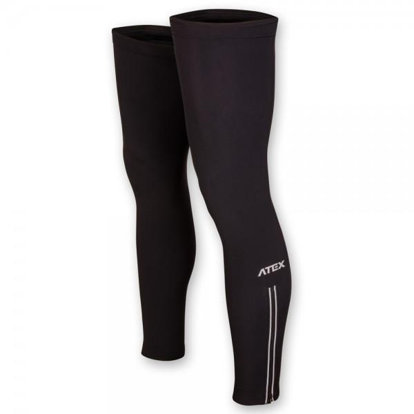 Návleky na nohy ROUBAIX s reflexnými zipsmi