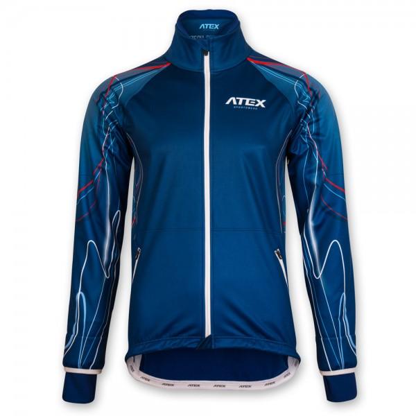 Bežecká bunda BIATEX BLUE