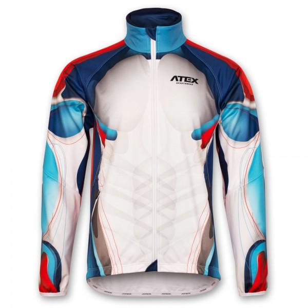 Bežecká bunda BIATEX WHITE
