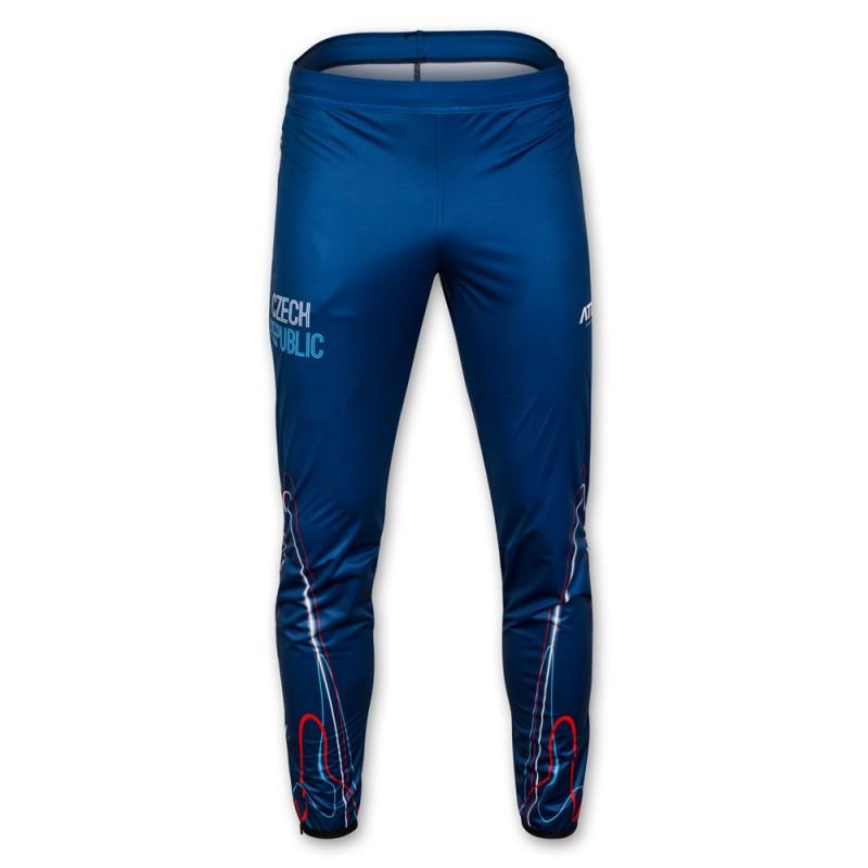 3151187185af Bežecké nohavice BIATEX BLUE dámske