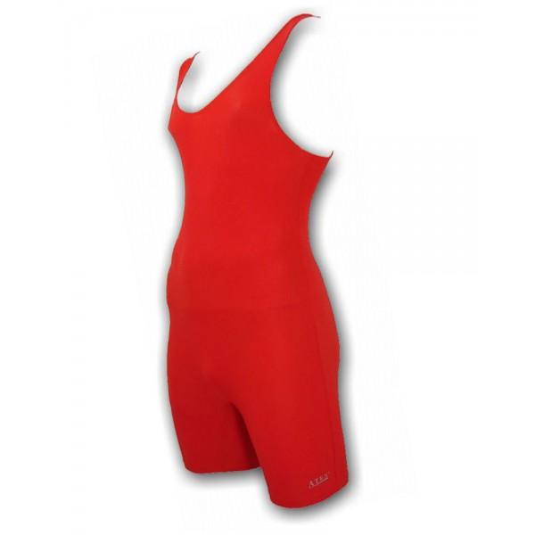 Zápasnícky dres WES červený, detský